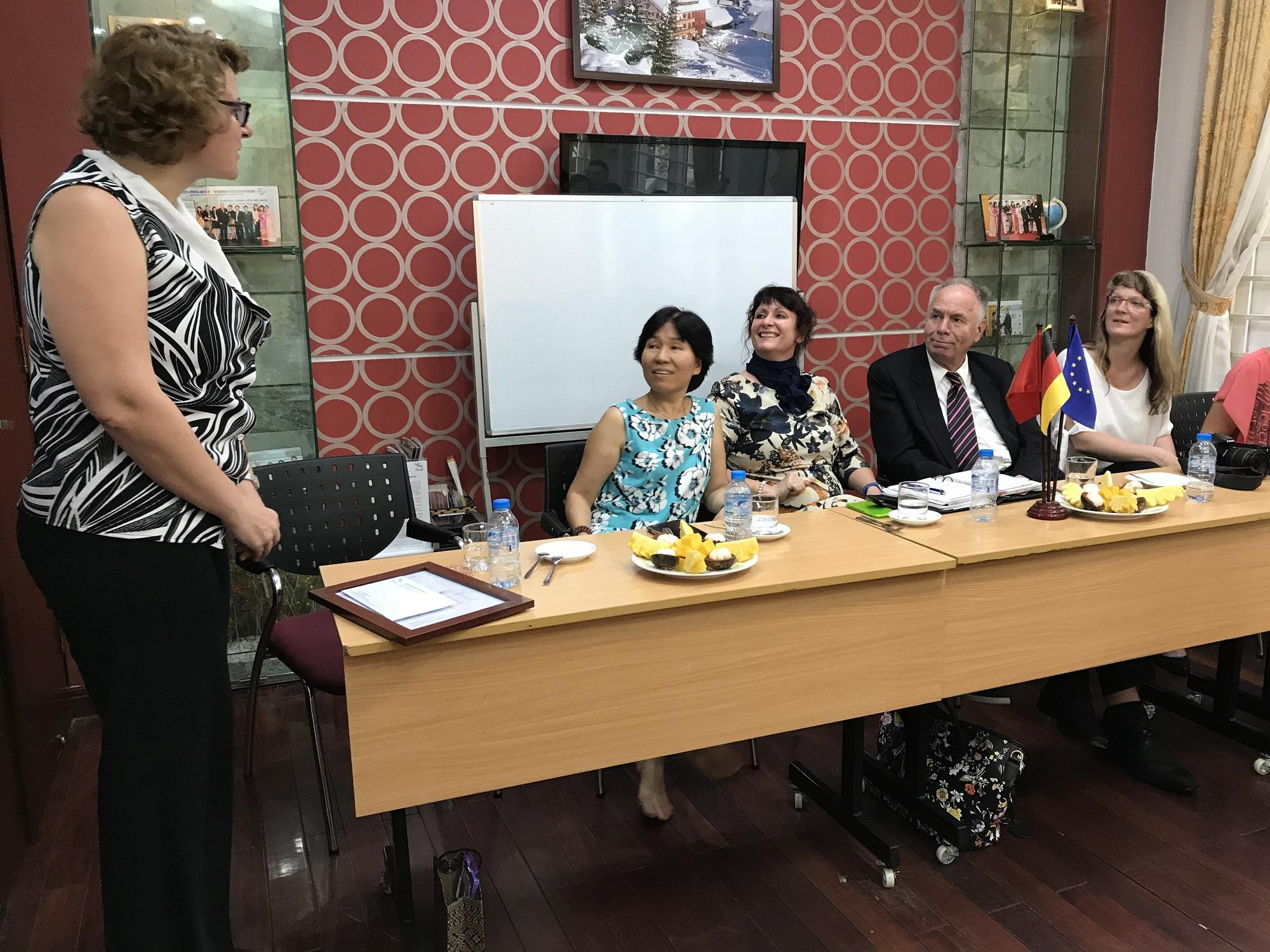 Trabi - Trung tâm tư vấn du học Đức