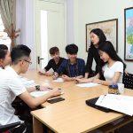 Liên hệ trung tâm tư vấn du học uy tín nhất tại Hà Nội