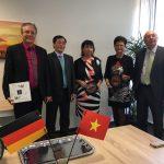 Du học Đức ngành quan hệ quốc tế
