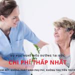 Tuyển sinh du học nghề điều dưỡng đi Đức