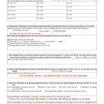 Hướng dẫn điền đầy đủ thông tin đơn xin visa du học Đức (3)