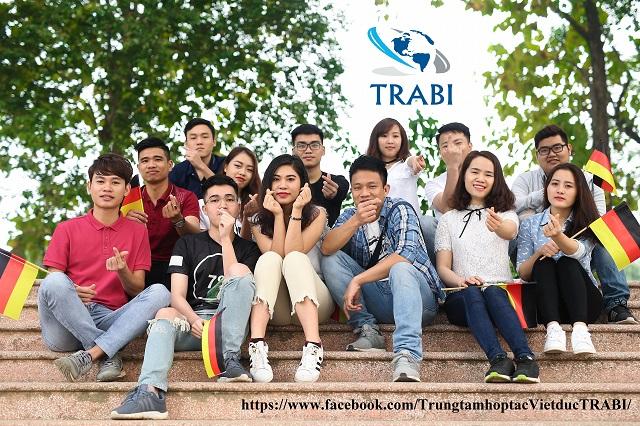 Du học Đức cùng trung tâm đào tạo TRABI