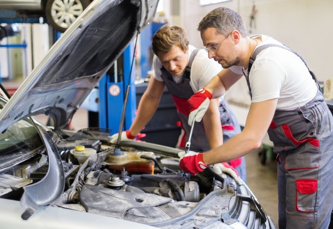 Nhiều người lựa chọn du học nghề sửa chữa ô-tô tại Đức