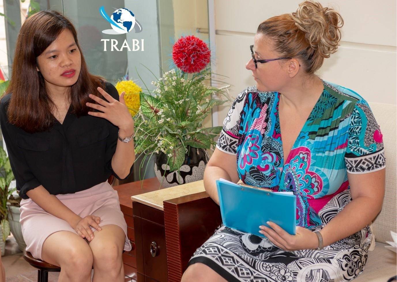 TRABI sẽ chia sẻ một số kinh nghiệm khi tìm việc tại Đức