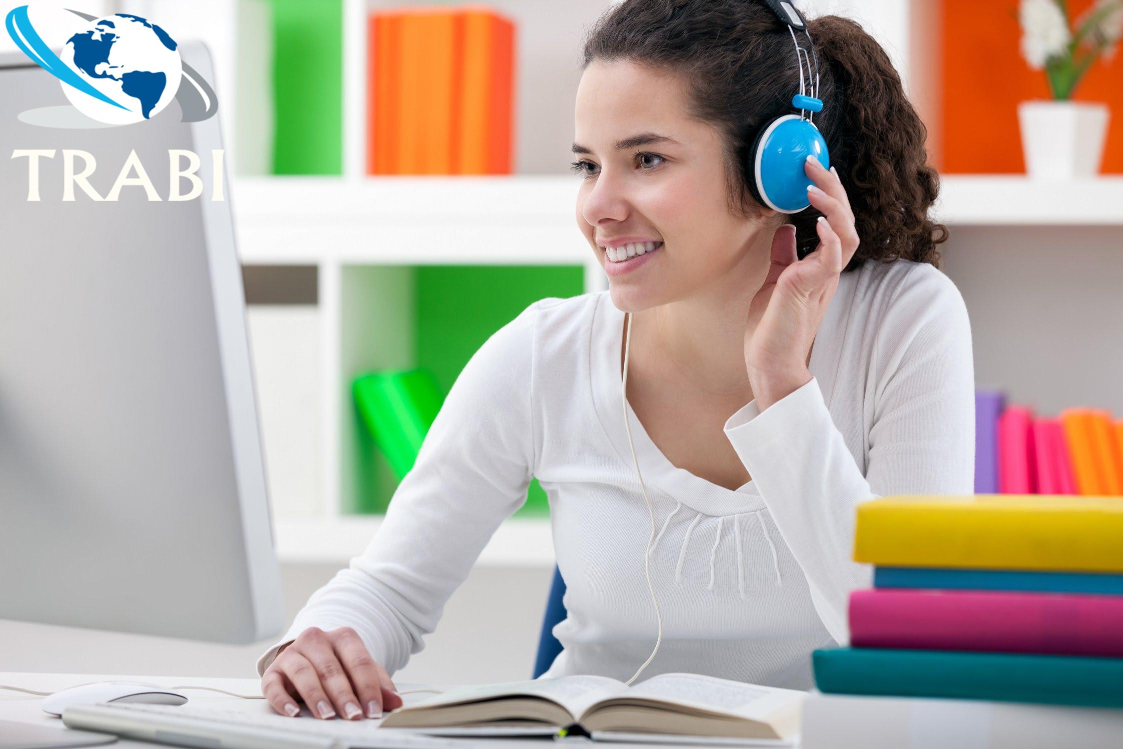 Học viên thường gặp khó khăn ở chỗ phần nghe và nói