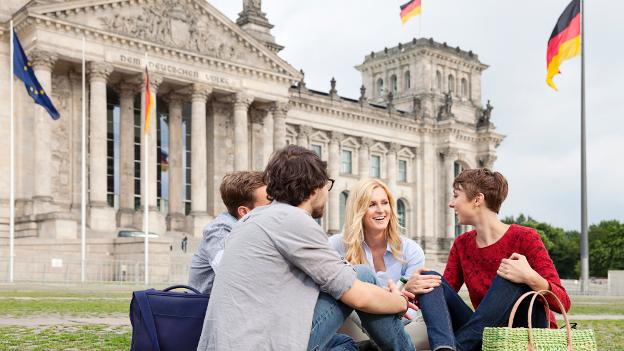 Tiếp cận các trường đại học hàng đầu Châu Âu