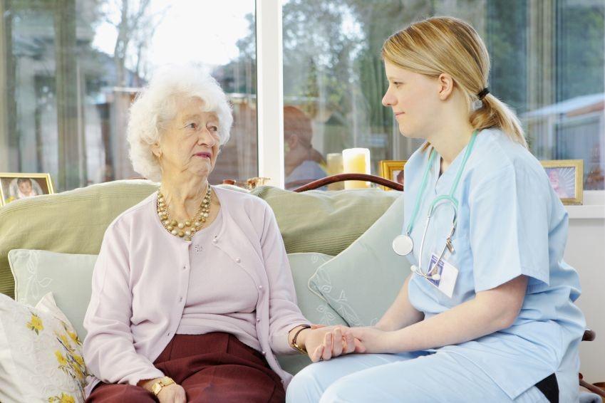 Già hóa dân số tại Đức làm cho nghề y tá, điều dưỡng lên ngôi