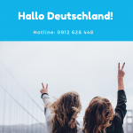 Hallo to Germany!