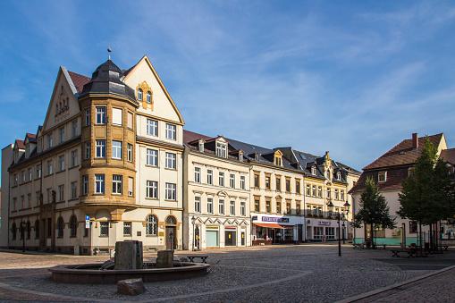 Trường Werdau tại Đức có uy tín trong lĩnh vực dạy nghề điều dưỡng