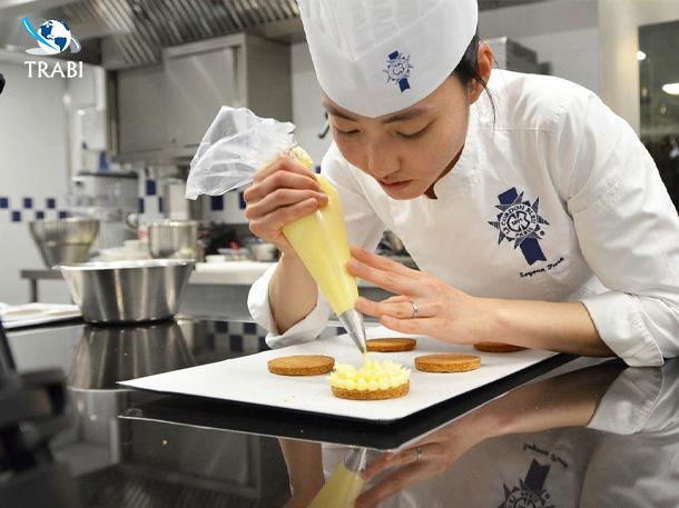 Du học nghề làm bánh tại Đức