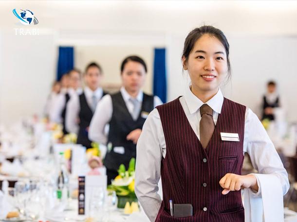 Du học nghề nhà hàng khách sạn tại Đức - ảnh - 2