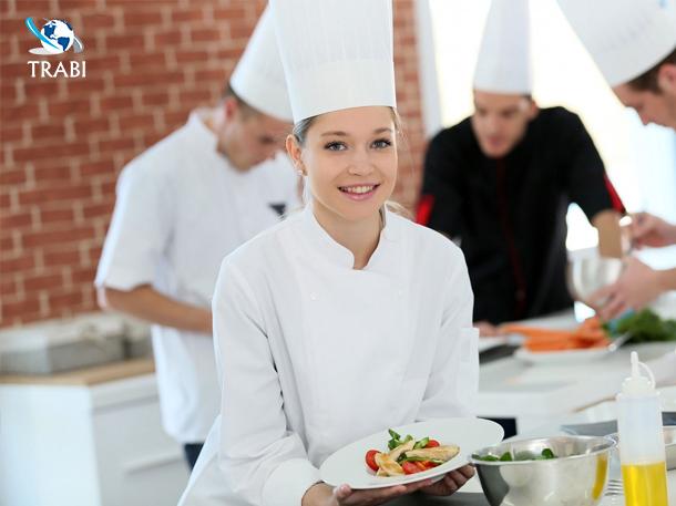 Du học nghề nhà hàng khách sạn tại Đức - ảnh - 1
