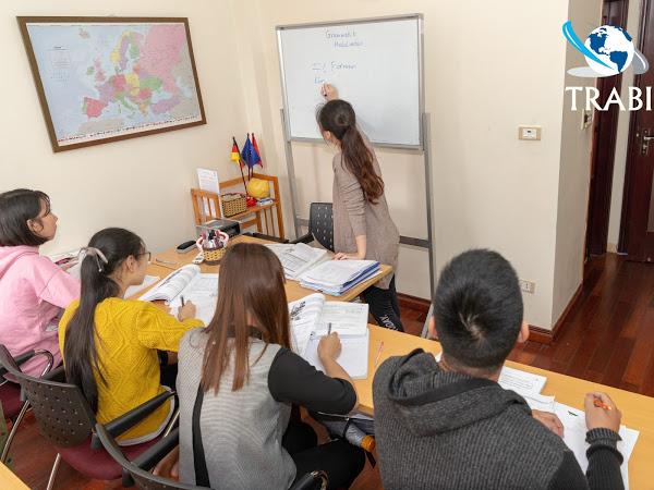 Học tiếng đức giao tiếp cơ bản - 1