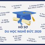 Hồ sơ du học nghề Đức 2020