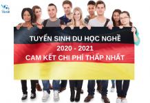 Tuyển sinh du học nghề Đức 2020