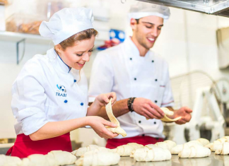 Du học nghề lám bánh tại Đức