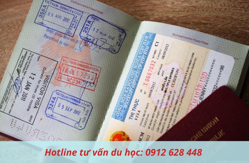 Xin visa du học nghề nhà hàng khách sạn