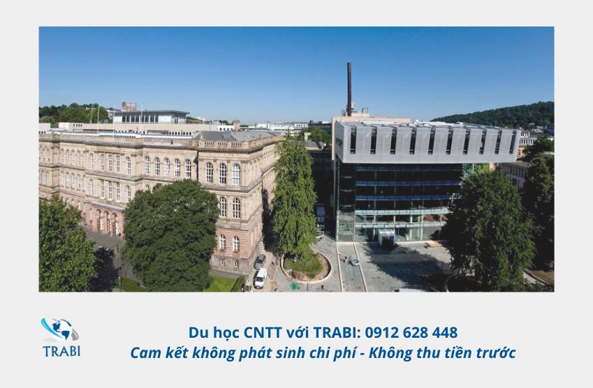 trường đào tạo ngành công nghệ thông tin tốt nhất tại Đức