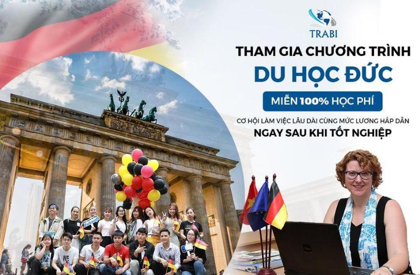 Du học nghề Đức với TRABI