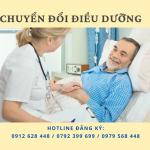 Chuyển đổi bằng nghề điều dưỡng tại Đức