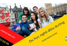 Du học nghề điều dưỡng tại Đức 2020 tại bang Saarland