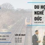 Du học nghề Đức ngành đường sắt