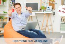 học tiếng đức A1 online