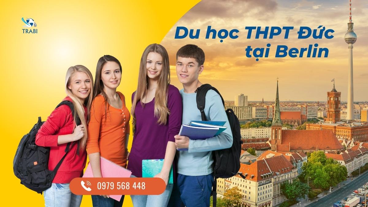 du học đức bậc THPT 2021