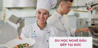 du học nghề đầu bếp tại đức