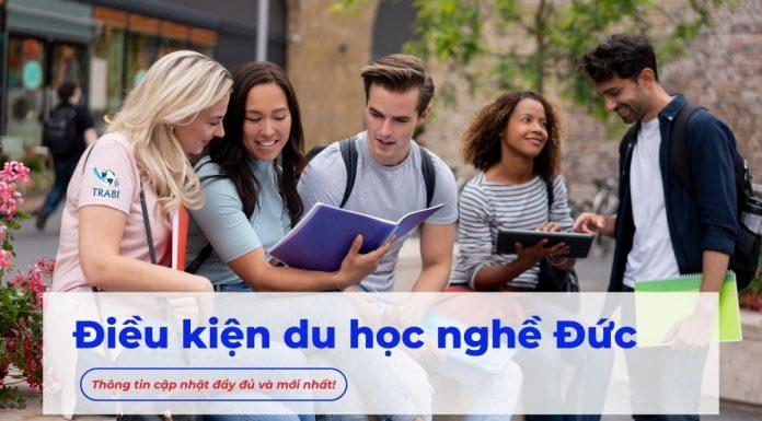 Điều kiện du học nghề tại Đức