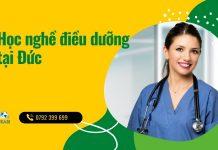 chương trình du học nghề điều dưỡng tại đức